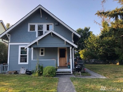 Whatcom County Single Family Home Pending: 2306 Happy Ct