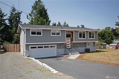Renton Single Family Home For Sale: 10439 SE 194th Place