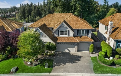 Issaquah Single Family Home For Sale: 23350 SE 51st Place