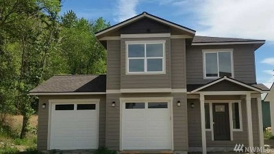 Cashmere Single Family Home For Sale: 414 Riverside Meadow