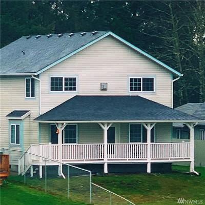 Grays Harbor County Single Family Home For Sale: 103 Duck Lake Dr NE