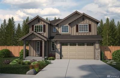 Bonney Lake Single Family Home For Sale: 14618 200th (Lot 65) Ave E