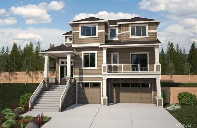 Bonney Lake Single Family Home For Sale: 13320 183rd (Lot 125) Av Ct E