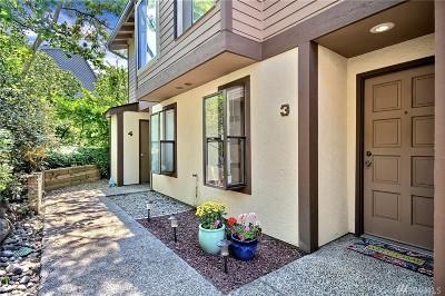Kenmore Condo/Townhouse For Sale: 8001 NE 177th Ct #103