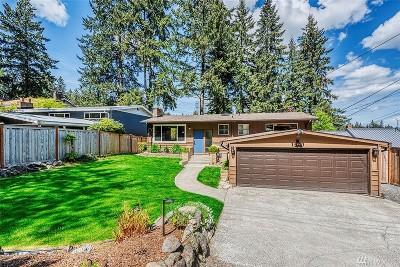 Shoreline Single Family Home For Sale: 1520 NE 190th St