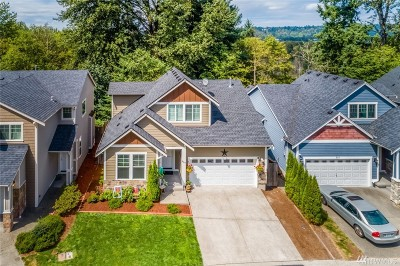 Auburn Single Family Home For Sale: 307 50th St SE #41