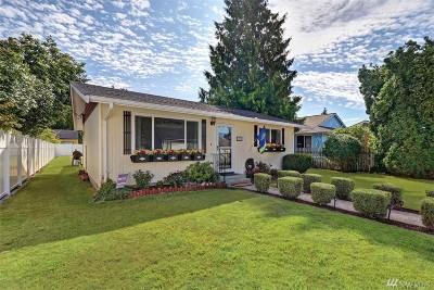 Everett Single Family Home For Sale: 1511 Fulton St