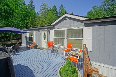 Gig Harbor Single Family Home For Sale: 13311 139th Ave NW