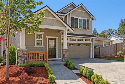 Snohomish Single Family Home For Sale: 2322 Tucker Dr