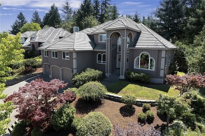 Puyallup Single Family Home For Sale: 1824 Crystal Lane Lp SE