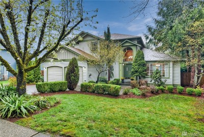 North Bend WA Single Family Home For Sale: $590,000