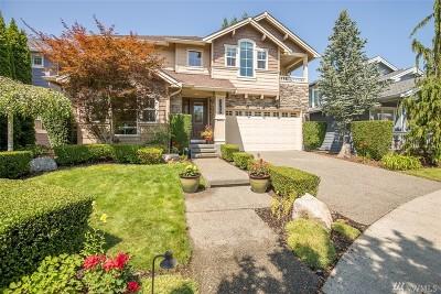 North Bend, Snoqualmie Single Family Home For Sale: 7729 Greenridge Ct SE