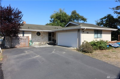 Grays Harbor County Single Family Home For Sale: 712 Mount Olympus Ave SE