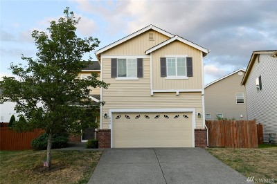 Renton Single Family Home For Sale: 338 Index Ave SE