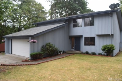 SeaTac Single Family Home For Sale: 4621 S 170th St