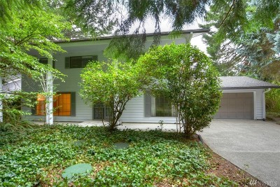 Olympia Single Family Home For Sale: 5525 Henslin Dr SE