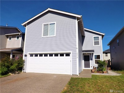 Yelm Single Family Home Pending: 10018 Cole Ct SE