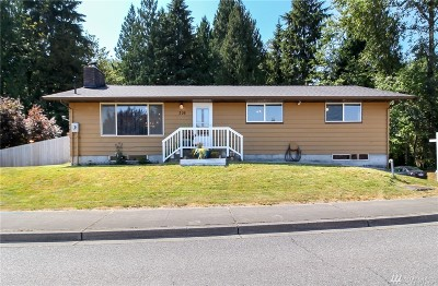 Granite Falls Single Family Home For Sale: 206 Hemming Wy