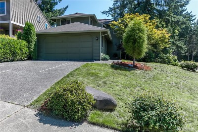 Sammamish Single Family Home For Sale: 24203 SE 43rd Place