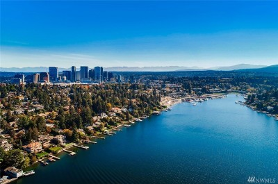 Bellevue Residential Lots & Land For Sale