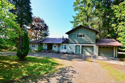 Olympia Single Family Home For Sale: 5201 Scott Rd NW