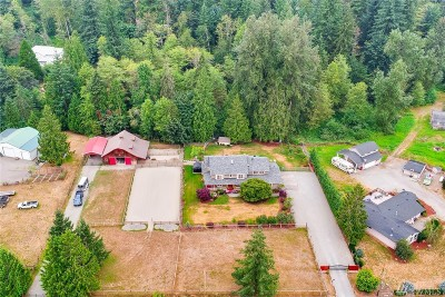 Auburn Single Family Home For Sale: 25240 SE 356th St