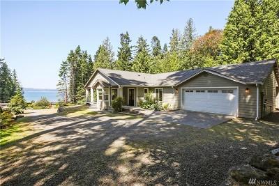 Poulsbo Single Family Home For Sale: 29955 Scenic Drive Dr NE