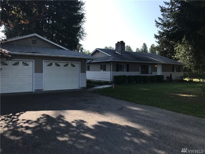 Roy Single Family Home For Sale: 29007 State Route 507 S
