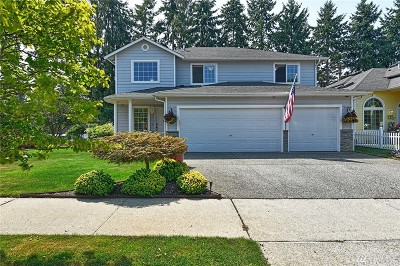 Marysville Single Family Home For Sale: 6530 32nd Place NE