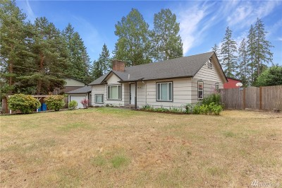 Lynnwood Single Family Home For Sale: 5630 186th Place SW