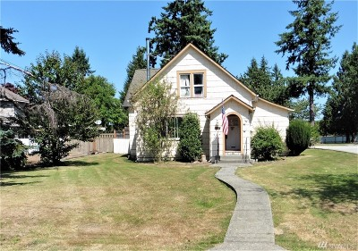 Sedro Woolley Single Family Home For Sale: 730 Ferry St