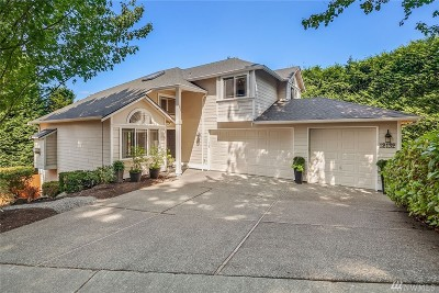 Bothell Single Family Home For Sale: 12132 NE 170th Place