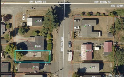 Burien Residential Lots & Land For Sale: 124 3rd Ave SW