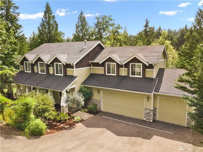 Issaquah Single Family Home For Sale: 19511 SE May Valley Rd