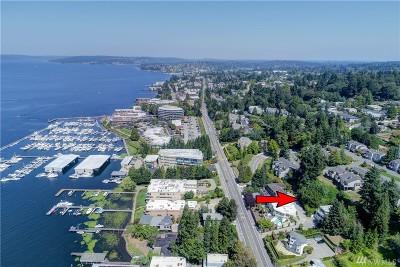 Kirkland Residential Lots & Land For Sale: 4816 Lake Washington Blvd NE