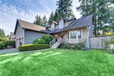 Sammamish Single Family Home For Sale: 4315 243rd Ave SE