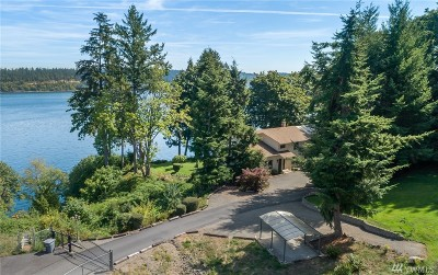 Pierce County Single Family Home For Sale: 2218 55th St NW