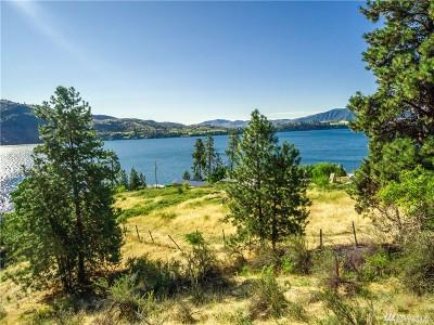 Chelan, Chelan Falls, Entiat, Manson, Brewster, Bridgeport, Orondo Residential Lots & Land For Sale: S Lakeshore Rd