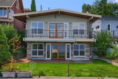 Seattle Single Family Home For Sale: 10818 Rainier Ave S