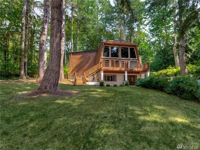Olympia Single Family Home For Sale: 6044 Buckthorn Ct NW