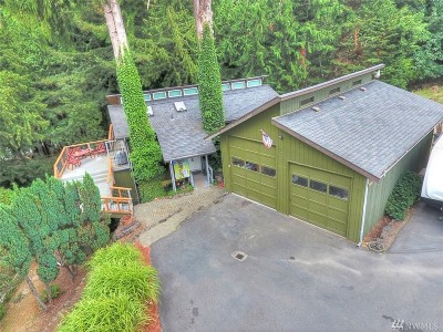 Olympia Single Family Home For Sale: 9902 Windward Dr NW