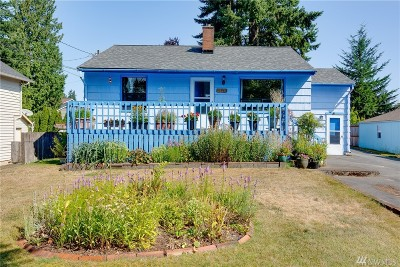 Shoreline Single Family Home For Sale: 2140 N 185 St