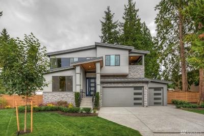 Kirkland Single Family Home For Sale: 5730 114th Ave NE #1