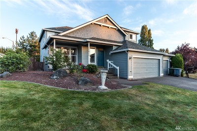 Puyallup Single Family Home For Sale: 11418 135th St E