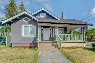 Single Family Home For Sale: 1101 S 56th St