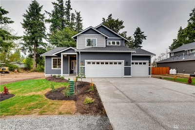 Stanwood Single Family Home For Sale: 19218 92nd Dr NW