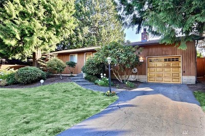 Bothell Single Family Home For Sale: 2701 175th St SE