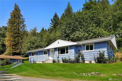North Bend, Snoqualmie Single Family Home For Sale: 40312 SE 53rd St