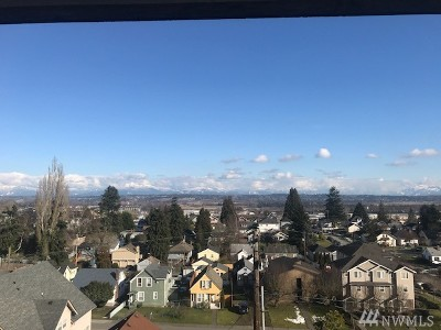 Everett Condo/Townhouse For Sale: 3425 Colby Ave #602