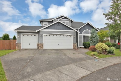 Orting Single Family Home For Sale: 14502 147th Ave E